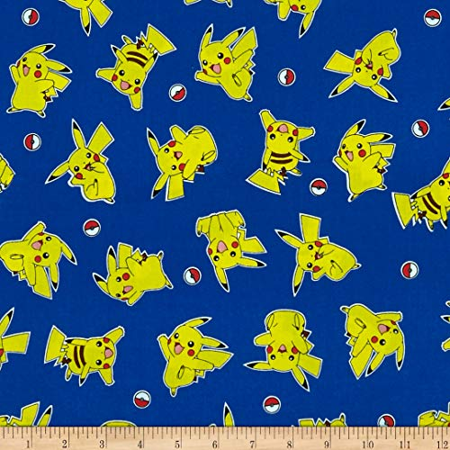 Best pokemon fabric by the yard to buy in 2020
