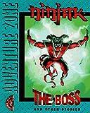 Ninjak the Boss, Evan Skolnick, 1578400864