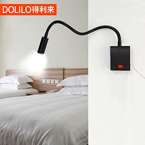 Waaiso Minimalist Led Wall Lamp Bedroom Bed Lamps Hotel Hotel