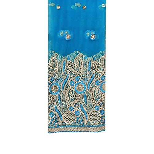 batik chiffon dress - 3