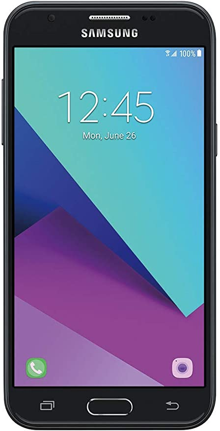 Samsung Galaxy J3 (2017) SM-J327U 4G 16GB Negro: Amazon.es ...