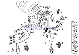 Amazon Com Bmw Genuine Clutch Master Cylinder Pin