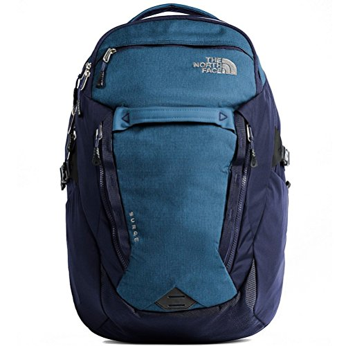 The North Face Surge Backpack Dish Blue Light Heather/Urban