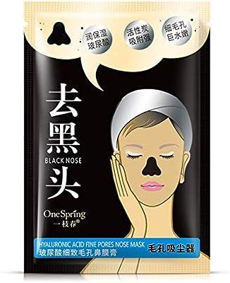 Facial Skin Care Hyaluronic Acid Fine Pores Nasal Mask Cream Tear