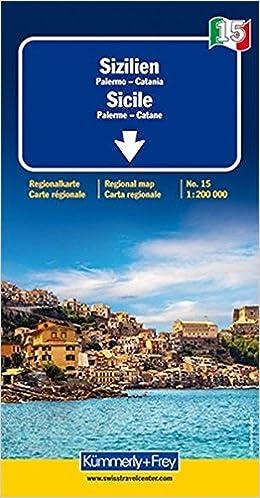 Carte Italie Pdf.Epub Telechargement Gratuit Sicile Palerme Catane