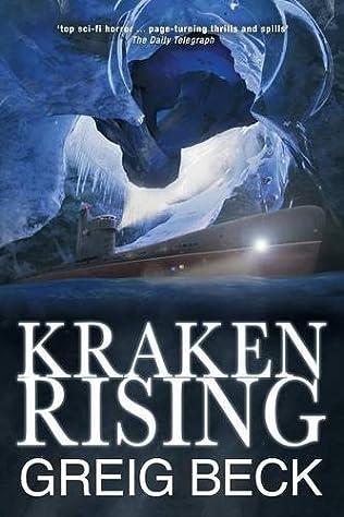 book cover of Kraken Rising