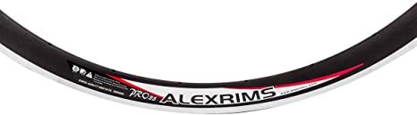 Alex Rims Rim Alex 700c 622x17 Pro35 20 Bk Msw Pro35 Amazon Co Uk Sports Outdoors