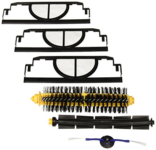 - iRobot 4916 Replenish/Maintenance Kit for Roomba 400 and Discovery Series