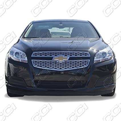 Amazon.com: DeluxeAuto 2013 Chevy Malibu (LS, LT, ECO) Chrome Grille Overlay: Automotive