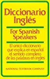 img - for Diccionario Ingles book / textbook / text book