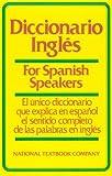Diccionario Ingles 9780832503238