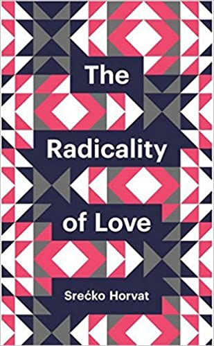The Radicality of Love (Theory Redux) by Sre?ko Horvat (2015-11-06)