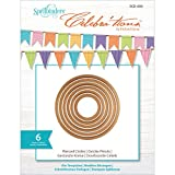 Spellbinders SCD-009 Celebrations Pierced Circles Etched/Wafer Thin Dies