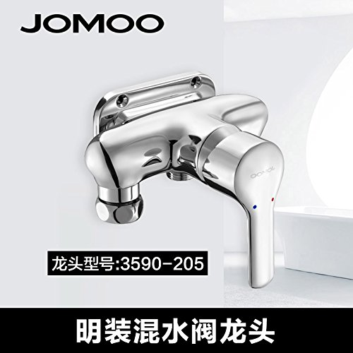 359 Taps +S05225 Package NewBorn Faucet Kitchen Or Bathroom Sink Mixer Tap Shower Set Shower Water Tap Water Tap And Cold Water Mixing Valve Shower Water Tap Water Tap +S02015 35902053590 Kit