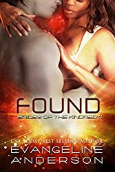 Found (Brides of the Kindred Book 4) (English Edition)
