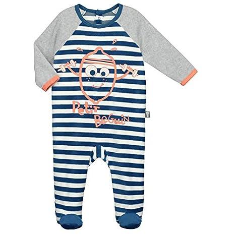 82235cd898cc1 Pyjama bébé velours Milkshake - Taille - 6 mois (68 cm)  Amazon.fr ...