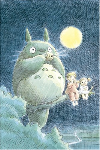 My neighbor Totoro 1000pieces Ghibli jigsaw Puzzles 1000-203 by ensky from ensky