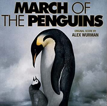 march of penguins movie