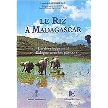 Le Riz a Madagascar