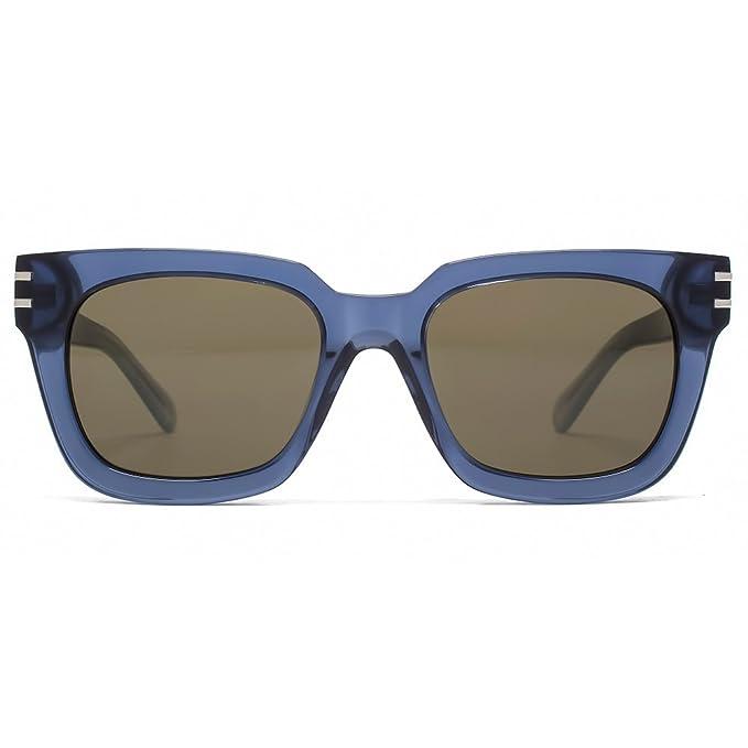 Amazon.com: Marc Jacobs Super cuadrados anteojos de sol en ...