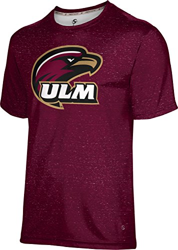 (ProSphere University of Louisiana at Monroe Men's T-Shirt - Heather FAB82)
