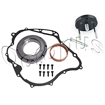 USA SMART PARTS Nueva Yamaha V VStar Estrella XVS 1100 XVS1100 Arranque Kit de Embrague y Extractor Herramienta 99-09: Amazon.es: Coche y moto