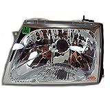 1 Left Side Front Headlight Headlamp Light Lamp For Toyota Hilux Tiger MK4 2003-2004