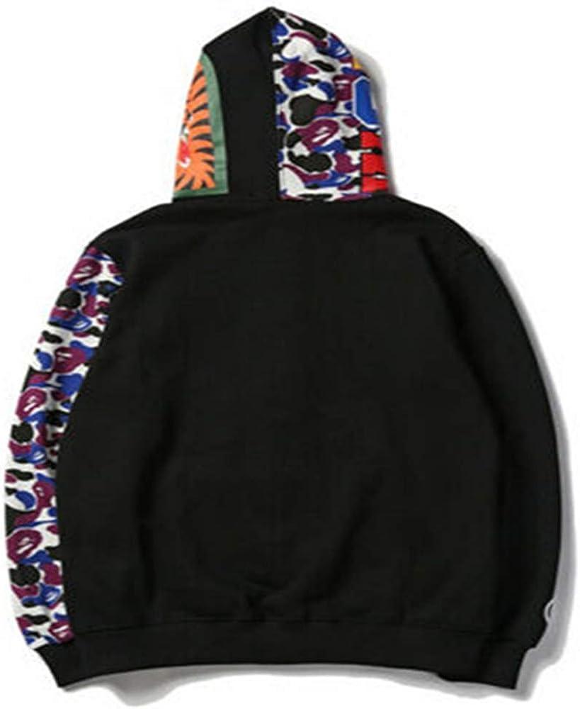 Japan Bape A Bathing Sweats Hoodie BAPE Sweater Coat Ape Men's Shark Head Jacket