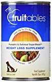 Fruitables Case of 12 Weight Loss Supplement Pumpkin and Oatmeal SuperBlend, 15 Ounces Per Can For Sale