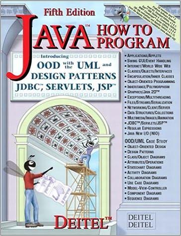 Java How to Program, Fifth Edition: Harvey M  Deitel, Paul J