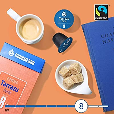 Gourmesso Tarrazu Forte (10 Capsulas)