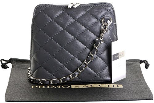 Quilted Small Shoulder Bag - 6