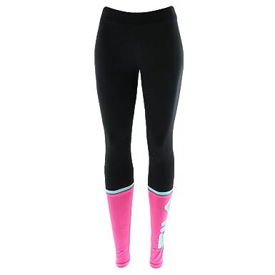 bc79afdf7b9b8 Fila Womens Paloma Legging - L Black: Amazon.co.uk: Clothing