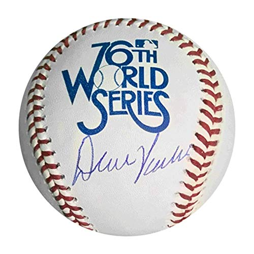 Dave Parker Signed Official MLB Baseball - Pittsburgh Pirates 1979 World Series Ball - Autographed and JSA Authenticated