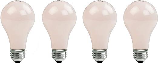 Pink PACK OF 12 GE Lighting 97484 100-Watt 1330-Lumen Light Bulb 2-Pack