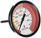 Best Taylor Precision Products grill thermometer - Taylor Grill Smoker Thermometer Review
