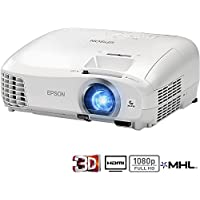 Epson PowerLite Home Cinema 2040 3D HD 1080p Projector - V11H707020 (Certified Refurbished)