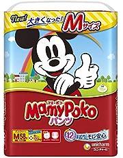 MamyPoko Disney Mickey Pants, M, 58ct, 4.21 kg