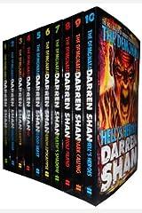 Darren Shan Demonata Collection Set Pack, 10 Books Set, (Bec, Blood Beast, Dark Calling, Death's Shadow, Demon Apocalypse, Demon Thief, Hell's Heroes, Lord Loss, Slawter, Wolf Island)