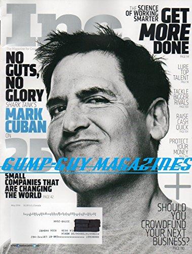 Inc. Magazine May 2014 SHARK TANK