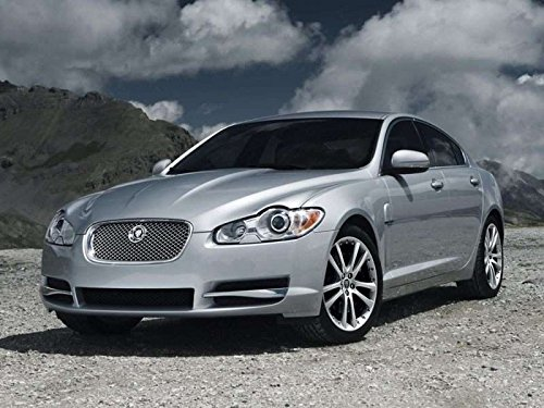 Home Comforts LAMINATED POSTER 2011 Jaguar XF Car Poster Print 24x16 Adhesive Decal by Home Comforts