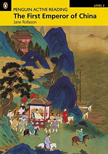 PLAR2:First Emperor of China Book and CD-Rom Pk (Penguin Active Reading (Graded Readers)) ebook