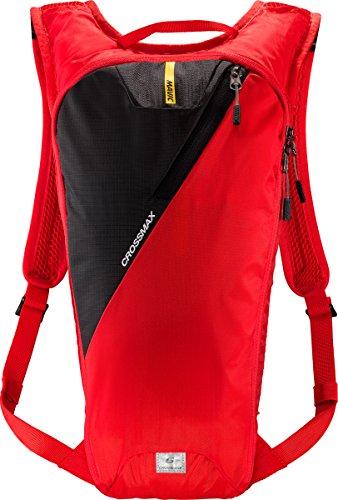 Mavic Crossmax Hydropack 5L Sport / Fahrrad Trinkrucksack rot/schwarz