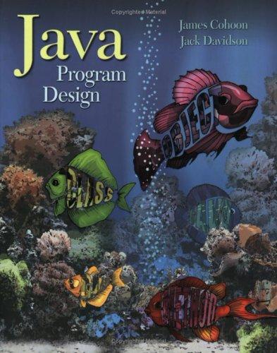 Java Program Design