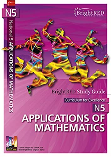 N5 Applications of Mathematics - North Berwick Mathematics