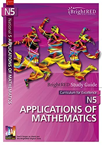 national 5 applications of mathematics study guide brian j logan rh amazon com Grade 7 Math Study Guide College Mathematics Study Guide