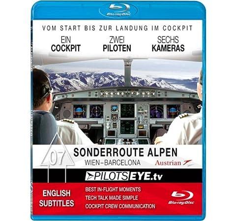 PilotsEYE.tv | BARCELONA | Cockpitmitflug A321 | AUSTRIAN |
