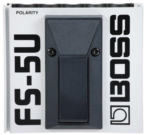 Boss Fs-5U Nonlatching Footswitch (Switch Foot Guitar)