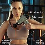 Cryotex Massage Gun – Back & Neck Deep Tissue
