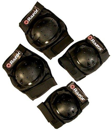 Price comparison product image Razor Skateboard Youth Pad Set (Black)